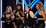 People's Choice Awards: el debut de Fifth Harmony como cuarteto