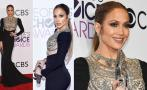 Jennifer López acaparó miradas en los People's Choice Awards