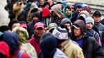 Migrantes en carrera para llegar a EE.UU. antes que asuma Trump - Noticias de wilson severino