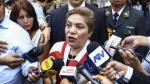 """""""Espero que fiscalía actúe lo más rápido en Caso Odebrecht"""" - Noticias de nadine heredia"""
