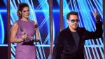 People's Choice Awards: revisa la lista completa de ganadores - Noticias de anthony johnson