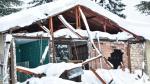 """Avalancha en Italia: """"Están todos muertos, he perdido todo"""" - Noticias de hipotermia"""