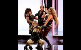 Primera presentación de Fifth Harmony sin Camila Cabello