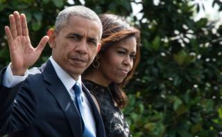 El último día de Barack Obama como presidente de Estados Unidos