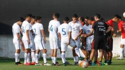 Chile y Brasil empataron 0-0 por Sudamericano Sub 20