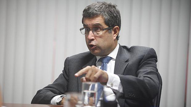 Fiscalía pidió a UIF que no congele las cuentas de Odebrecht