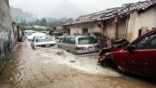 Senamhi advierte de nuevas lluvias intensas en sierra central