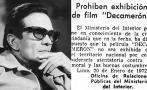 El Decameron y otras películas censuradas en el Perú