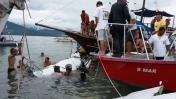 Brasil: Los restos del avión que abordó juez de Caso Lava Jato