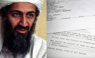 Bin Laden temía que Irán le ponga chips de rastreo a sus hijos