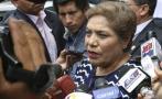 """Luz Salgado: """"Se sabrá quiénes recibieron bolsas de dinero"""""""