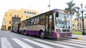 Las rutas que dejarán de circular por la avenida Abancay