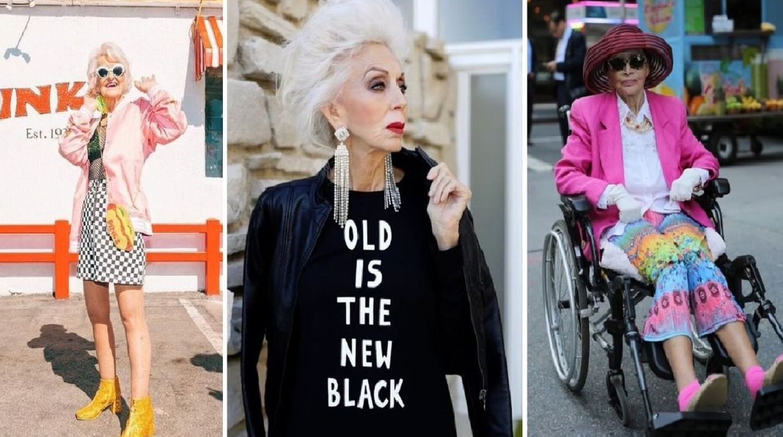 Estas mujeres prueban que el estilo no es cuestión de edad