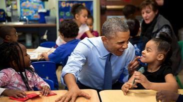 Barack Obama publicó una carta de agradecimiento como despedida