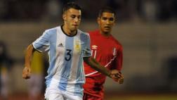Perú empató 1-1 con Argentina en el Sudamericano Sub 20