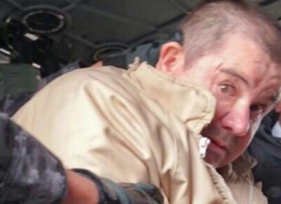 El Chapo Guzmán fue extraditado a Estados Unidos