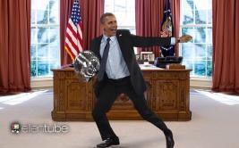 El emotivo e hilarante homenaje de Ellen DeGeneres a Obama