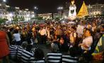 Caso Odebrecht: Marcharon para pedir sanciones a responsables