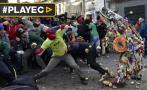 Piornal, el pueblo español que expulsa el mal a golpe de nabos