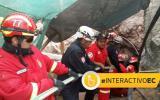 Cada hora cuenta en rescate de mineros de Acarí [INTERACTIVO]