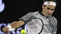Federer, un mago con el revés: mira estos dos geniales puntos