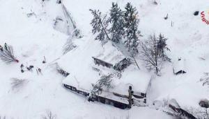 Italia: 24 personas siguen desaparecidas en el hotel sepultado
