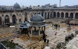 [BBC] Así quedó la mezquita de Alepo tras 5 años de guerra