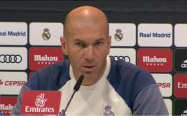 """Zidane protege a Danilo: """"Es un jugador que me encanta"""""""