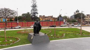 Plaza de la Bandera: así luce tras remodelación [FOTOS Y VIDEO]