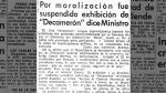 """""""El Decamerón"""" y otras películas censuradas en el Perú - Noticias de"""