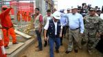 PPK supervisó obras de agua y desagüe en Huarochiri [FOTOS] - Noticias de recurso humano