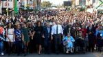 Barack Obama publicó una carta de agradecimiento como despedida - Noticias de