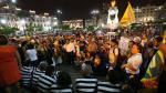 Caso Odebrecht: Marcharon para pedir sanciones a responsables - Noticias de avenida lima