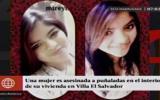 Feminicidio en VES: joven madre de 20 años murió apuñalada
