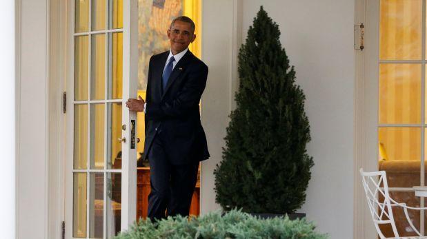 El demócrata aprovechó la cuenta oficial en Twitter, que ahora pertenece a Donald Trump, para anunciar la creación de la fundación Obama. (Foto: Reuters - Video: AFP)