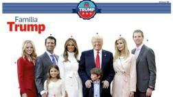 Donald Trump: La familia del presidente de EE.UU. [INTERACTIVO]