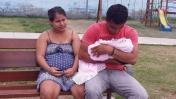 Padres piden apoyo para bebe tras diagnóstico equivocado de VIH