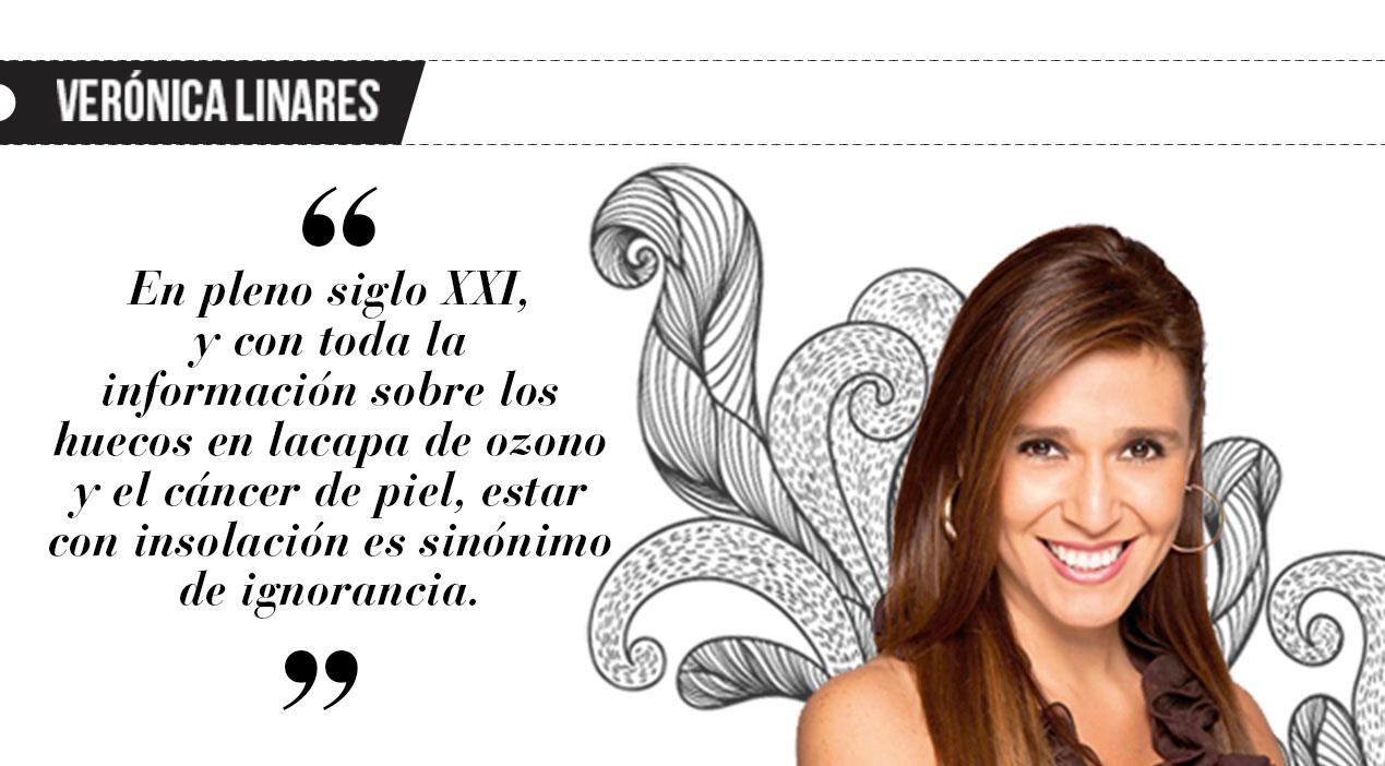 Verónica Linares: Arena y Sol