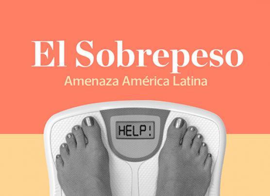 El sobrepeso amenaza al Perú y a la región, según la FAO