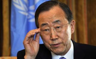 EE.UU. pide a Surcorea que arreste a hermano de Ban Ki-moon