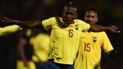 Ecuador ganó 4-3 a Colombia en segunda fecha de Sudamericano