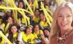 """""""Esto es guerra"""": Sheyla Rojas volvió al 'reality show'"""