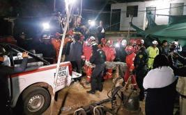 Arequipa: sin expectativas de encontrar mineros vivos