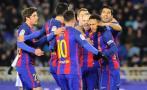 Barcelona vs. Eibar: este domingo juegan por Liga Española