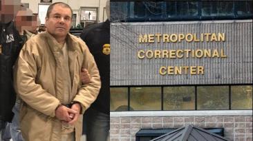 ¿Cómo es la cárcel en la que está recluido El Chapo en EE.UU.?