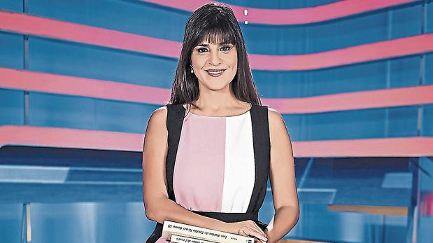 """Ospina comenzó con el espacio """"Tiempo de leer"""" cuando aún trabajaba en RCN de Colombia."""