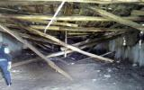 Andahuaylas: colapsa templo por fuertes lluvias