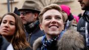 Scarlett Johansson y su devastador discurso contra Trump
