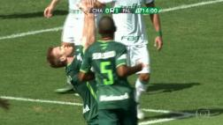 Chapecoense: el primer gol del club luego de la tragedia