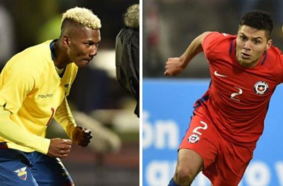 Ecuador vs. Chile: por tercera fecha de grupo A de Sudamericano